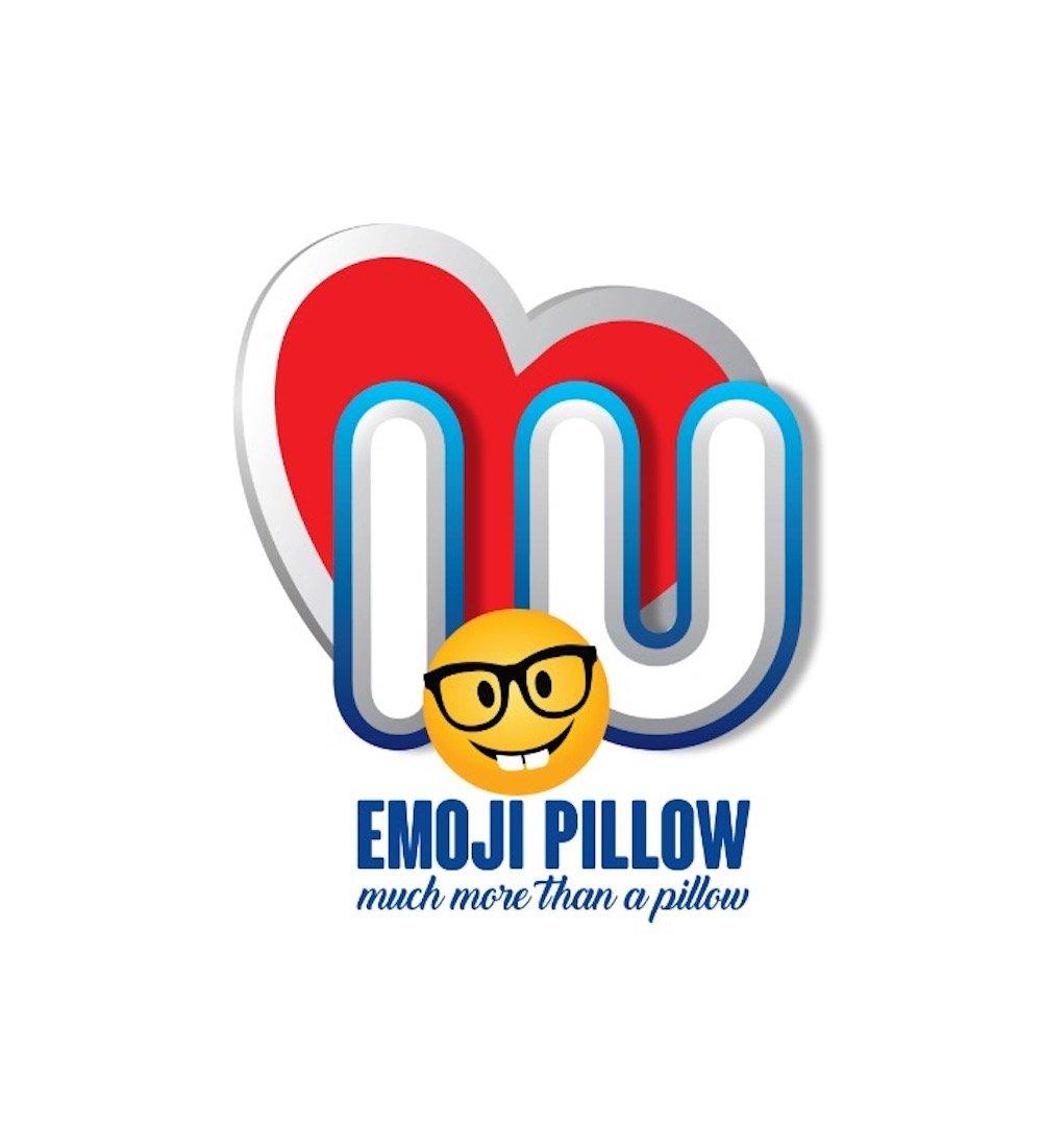 3 en 1 viaje de almohada Emoji funda de almohada de la mejor ...