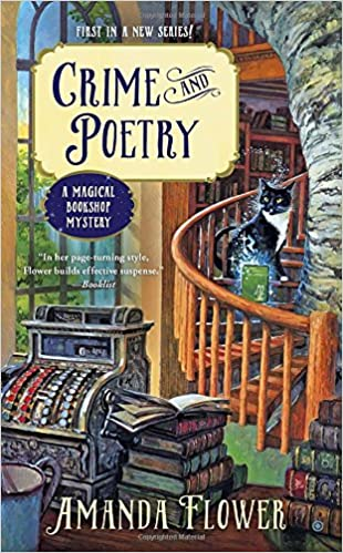 Image result for Crime and Poetry by Amanda Flower