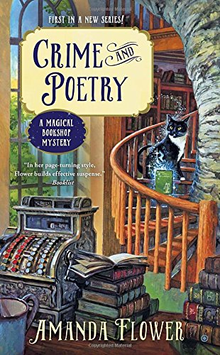 Crime Poetry Magical Bookshop Mystery