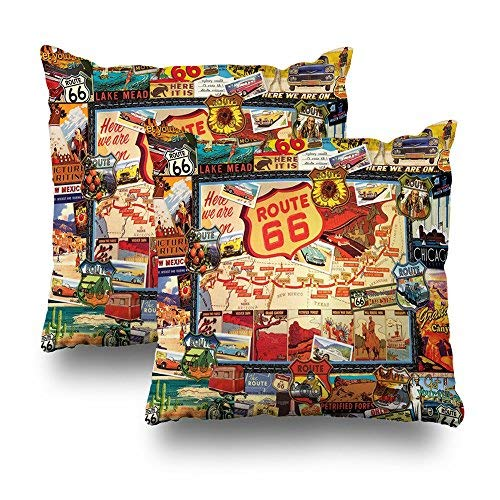 Soopat Decorative Pillows Covers 18
