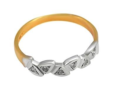 Avec Jolie Bague Diamant Triangulaires Brillants Motif SzMGLVpqU