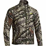 Under Armour Coldgear Scent Control Armour Fleece Full Zip - Men's Mossy Oak ...