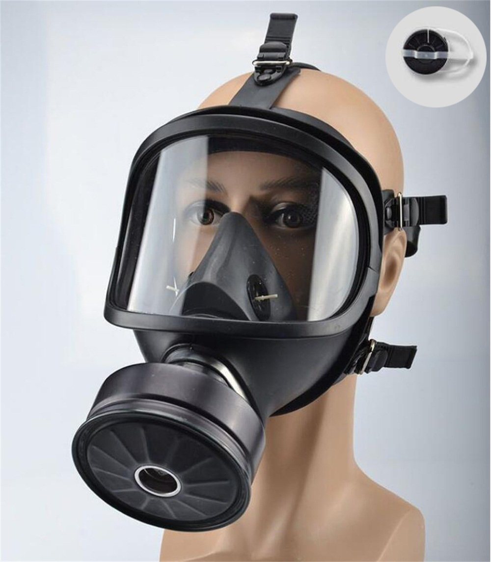 gas mask full face military virus