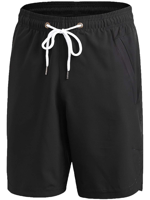 Yuerlian Men's 7'' Running Shorts Quick Dry Shorts