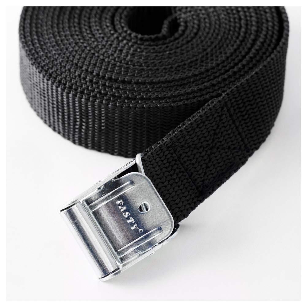 FRAKTA Luggage Straps Black