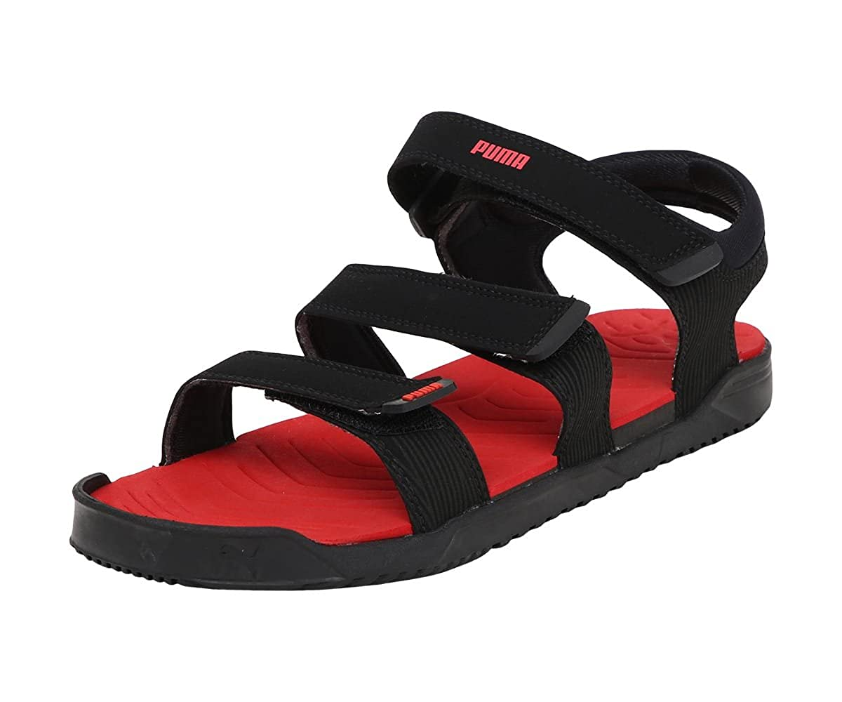 ac63b8295ad0 Puma Men s Sandals  Buy Online at Low Prices in India - Amazon.in