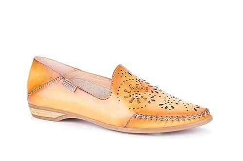 Pikolinos W0S-4679C1 Bari Mocasines de Cuero Mujer: Amazon.es: Zapatos y complementos