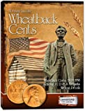 By Staff of Zyrus Press Lincoln Wheatback Cents Album, 1909-1958 P, D & S (Cornerstone Coin Albums) (1st First Edition) [Board book]