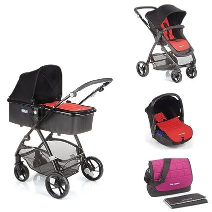 Alfi Be Cool Slide carrito y parte superior carrito con asiento para bebés cero sistema de