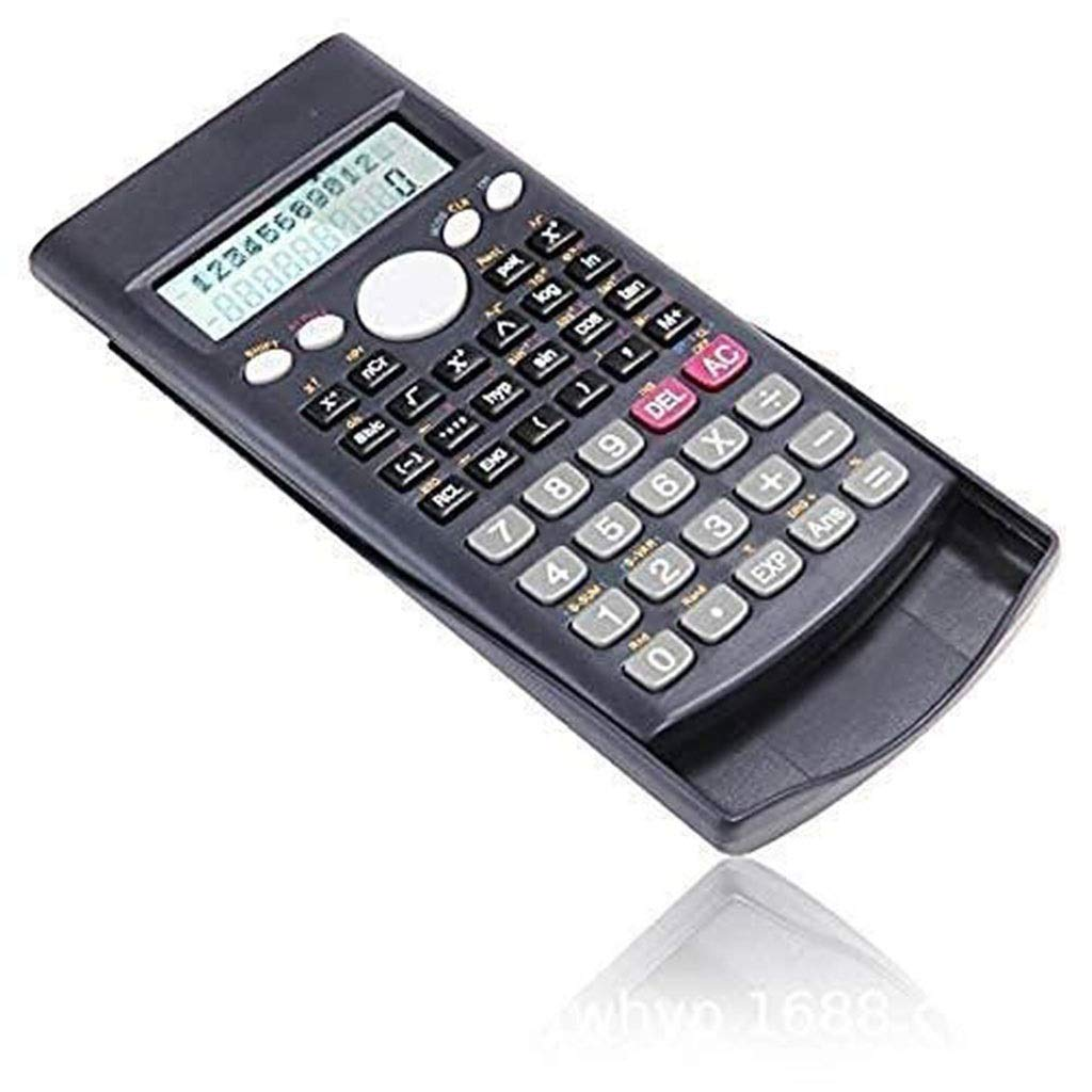 Scientific Calculator Student Function Multi-Function Financial Office Accounting Special Science Computer Vineyard (Color : 2A) by Vineyard