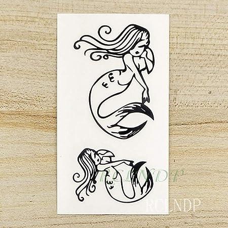 5pcs Impermeable Etiqueta engomada del Tatuaje Tatto Tatuaje ...