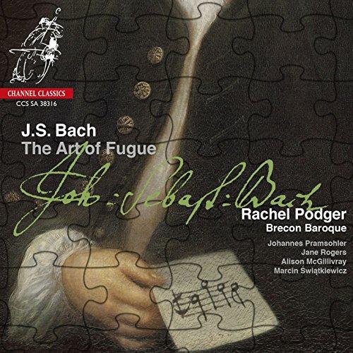 J.S. Bach: The Art of Fugue, BWV 1080