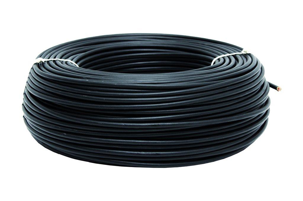 Cofan Rollo 100m cable elé ctrico color negro Ø 2, 5mm Cofan (COFB0) 51002564N