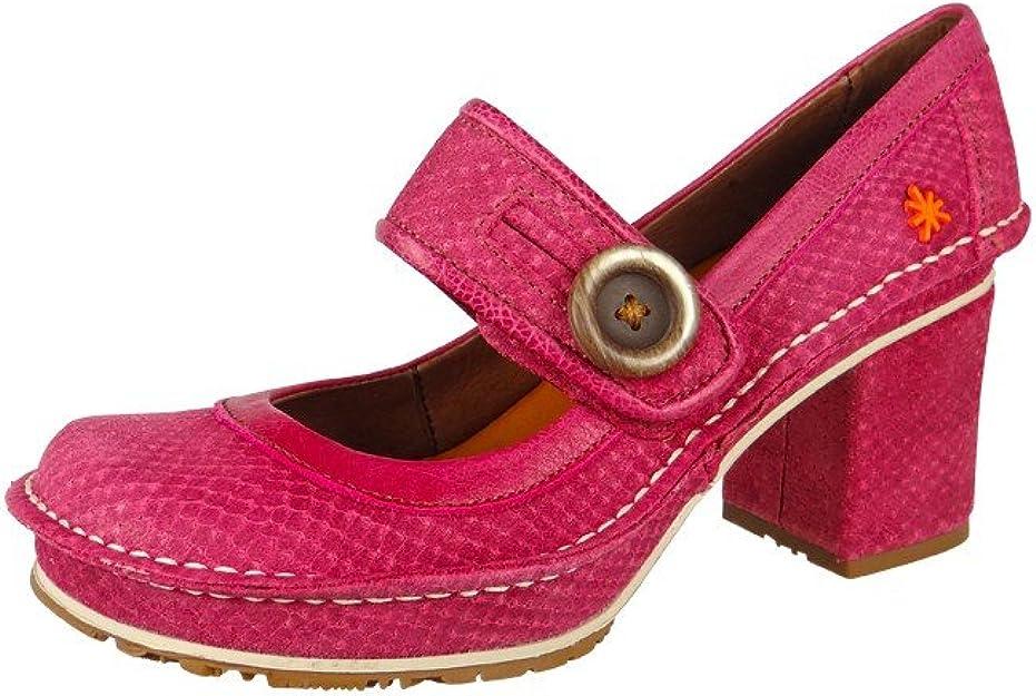 Damit umgehen Tempel lesen  Art Tate Shoes Pumps Magenta Pink - 0704, Schuhe Damen:42: Amazon.co.uk:  Shoes & Bags