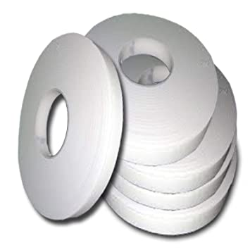 40 Rolls 30 mm Wide x 9 m Long Anti Hot Spot Tape for Polytunnels