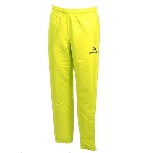 Tacchini Sergio Carson Fit Pants Lime - Pantalón de chándal ...