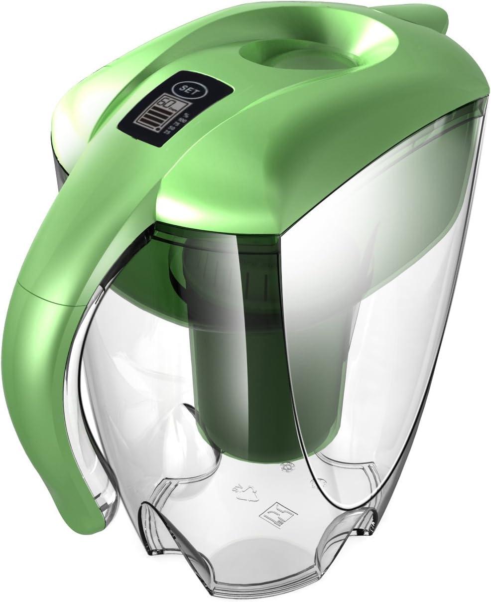 DIF Hervidor de agua de filtro para el hogar, 3.5 l de energía ...