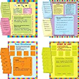 Common Core Poster Sets And Study Stickies Kit