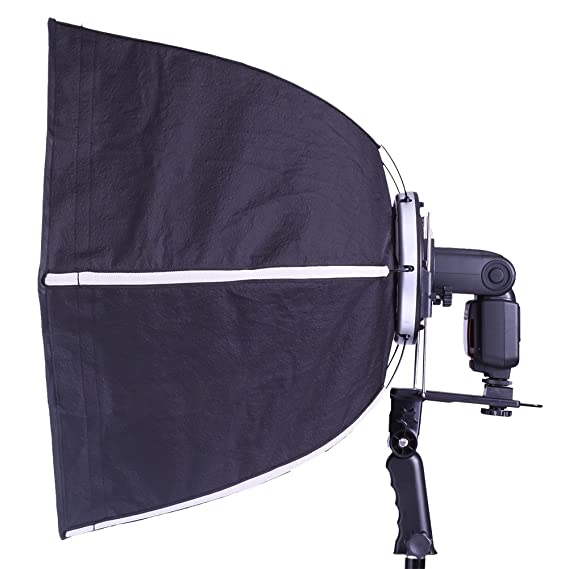 Neewer® Professionelle Faltbare Hexagonal Softbox 20