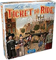 Days of Wonder Ticket to Ride Board Game for Adults and Family