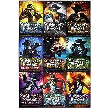 Skulduggery Pleasant By Derek Landy 9 Books Collection Pack Set