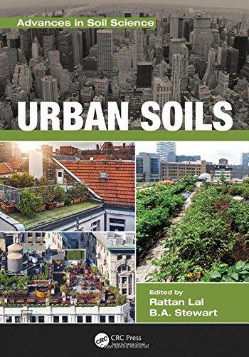 Urban Soils (Advances in Soil Science)