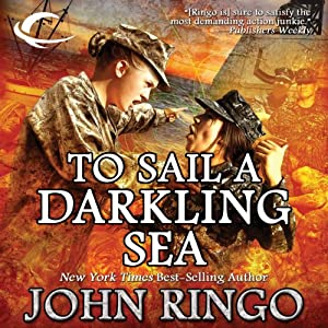 To Sail a Darkling Sea Hörbuch