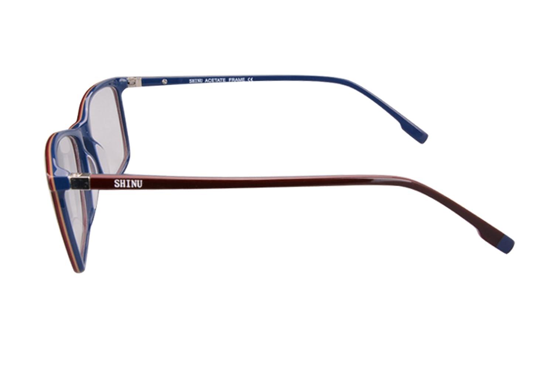 MEDOLONG Blue Light Blocking Progressive Multifocus Reading Glasses-RG85
