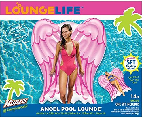 Banzai Angel Pool Lounger