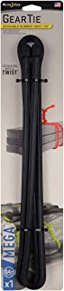 product image for Nite Ize GTM64-01-R3 Gear Mega Rubber Twist Tie, 64 Inch, Black