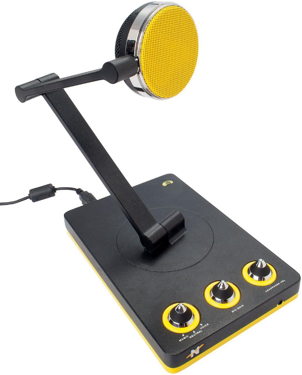NEAT Bumblebee Desktop USB Microphone MIC-BBDU