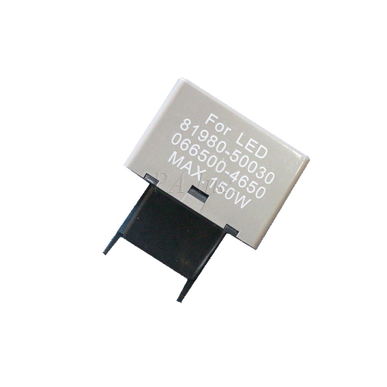 PA 1 set 3PIN Car LED Flash Blinker Relay Signal Light ERROR free Fix Kit CF14 EP35 PART
