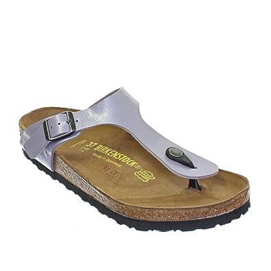 Womens Birkenstock Gizeh Lavender Toe Post Sandals SIZE 6  Amazon.co ... 1ab6a8bf11