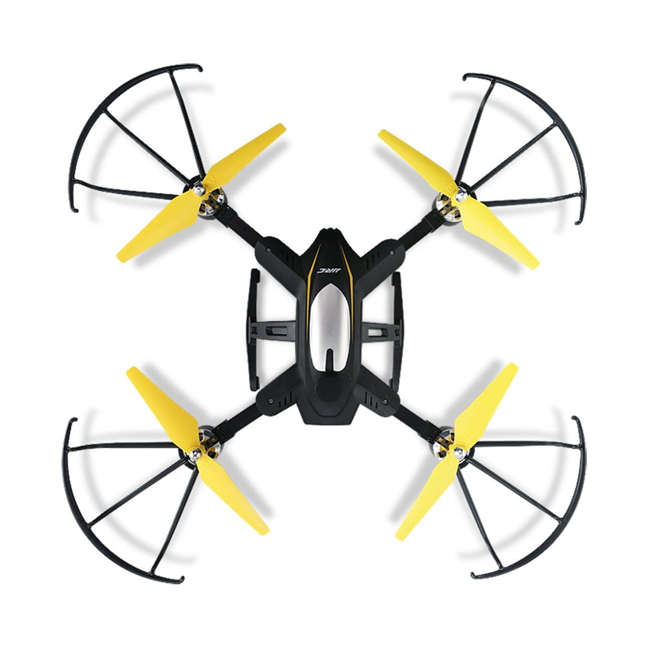 Drohne mit Kamera JJR / C H39WH 2,4 G Selfie FPV RC Faltbare Drohne mit Höhe Halten 720 P Kamera von Ballylely (Schwarz)