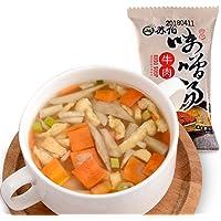 subo 苏伯牛肉味噌汤11g 一人份冻干即食速食汤日式风味进口味噌