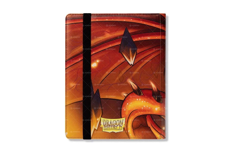 Arcane Tinmen Dragon Shield Binder  Card Codex Strata Sky Blue Portfolio New