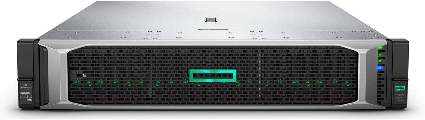 HP ProLiant DL380 G10 2U Rack Server - 1 x Intel Xeon Bronze 3106 Octa-core (8 Core) 1.70 GHz - 16 GB Installed DDR4 SDRAM - Serial ATA Controller - 1 x 500 W