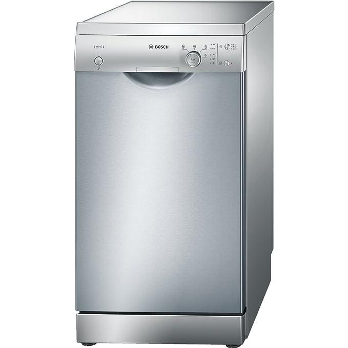 Bosch SPS40E58EU lavavajilla Independiente 9 cubiertos A+ ...