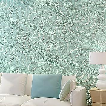 Reyqing Einfache Moderne Tapeten Stoffen Fernseher Non Woven