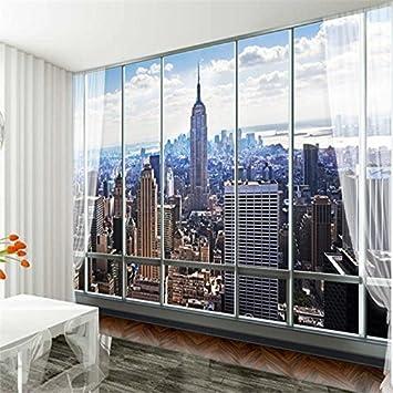Chlwx 3d Tapete Custom 3d Wallpaper Europäischen 3d Windows New