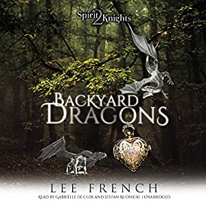 Backyard Dragons Audiobook