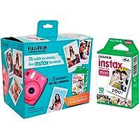 Fujifilm Película Instax Mini 50 Hojas, 5 Sencillas