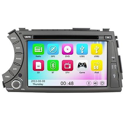 TOPNAVI 7?Inch pantalla capacitiva y Original UI coche ...
