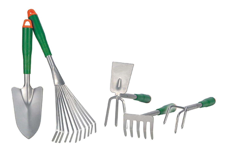 Gartenger/äte Gartenwerkzeug Set 5tlg beschichtet 94411