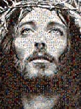 Jesus Christ Photo Collage by Verlangieri