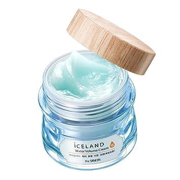 (3 Pack) the SAEM Iceland Water Volume Cream (For Combination Skin) Elizabeth Arden Visible Difference Refining Moisture Cream Complex + Bonus