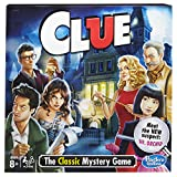 Clue Classic Mystery Game with New Suspect Dr. Orchid and 2 Sided Game Board