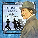 Bargain Audio Book - Lestrade and the Deadly Game