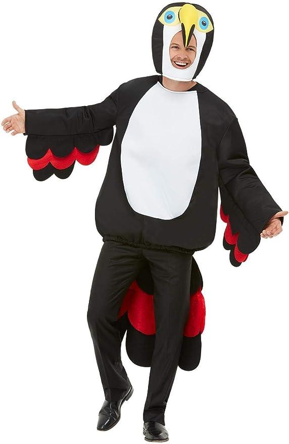 Smiffys Bird Of Paradise Toucan Costume Disfraz de tucán de pájaro ...
