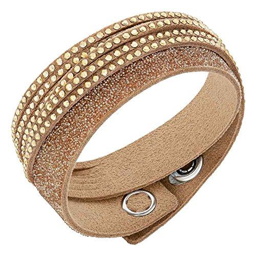 Swarovski slake Duo Bracelet en or